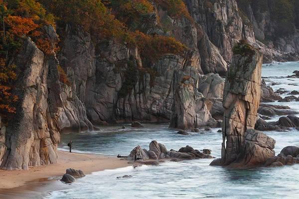 Приморский край Приморский край, Россия, Лазовский заповедник, Японское море, море, надо съездить, пейзаж, Природа, длиннопост