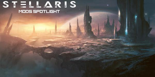 Улучшаем Stellaris (32 модификации + CF-фиксы) Stellaris, стратегия, Paradox Interactive, модификации, моды, длиннопост