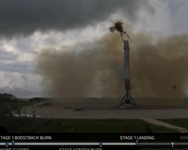 Сенсация: Вот как Маск сажает ракеты! Илон Маск, Spacex, Космонавтика, Конспирология