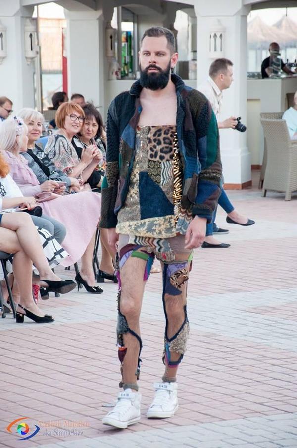 День высокой моды в Бердянске / Berdyansk fashion day Общество, Украина, Бердянск, Мода, Фэшн из май профешн, Фотография, Длиннопост