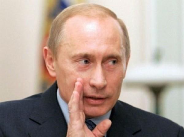 ВВП гарантирует Корреспондент, Путин, США, Совершенно секретно, Текст, Анекдот ру, Политика