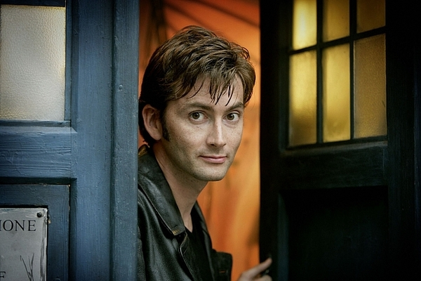 Единственный в мире потомственный Доктор Доктор кто, Дэвид Теннант, Джорджия моффет, Питер Дэвисон, Длиннопост