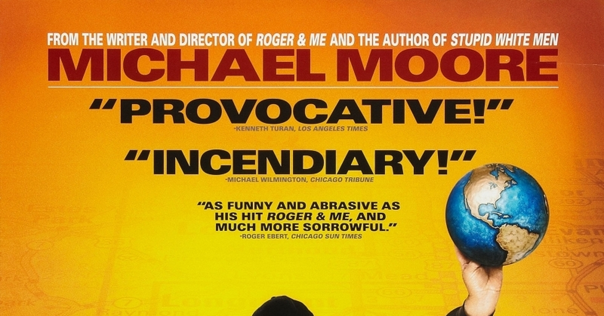 sociological analysis bowling columbine film michael moore Michael moore's bowling for columbine, a documentary that is both hilarious and sorrowful  me, a film in which he knew who the bad guys were, and why.