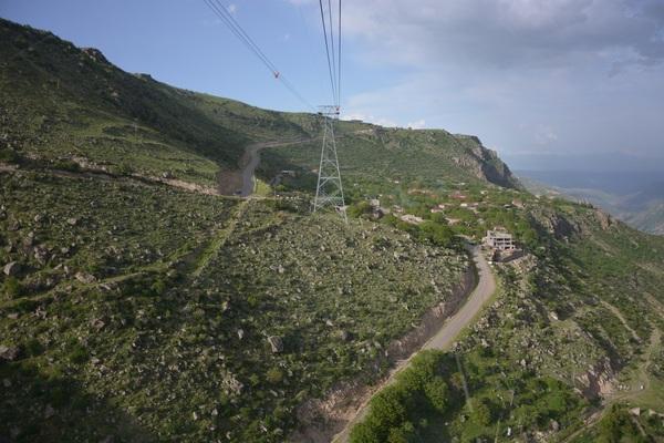 Татев Татев, Армения, Монастырь, Канатная дорога, Фотография, Длиннопост