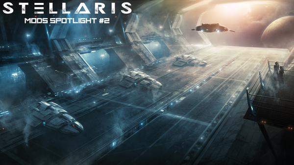 Улучшаем Stellaris #2 (Новые модификации!) Stellaris, стратегия, Paradox Interactive, модификации, моды, длиннопост