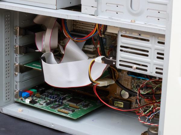 Комп за 300р или собираю мой первый компьютер Компьютер, Компьютерное железо, Ностальгия, Старые вещи, Длиннопост