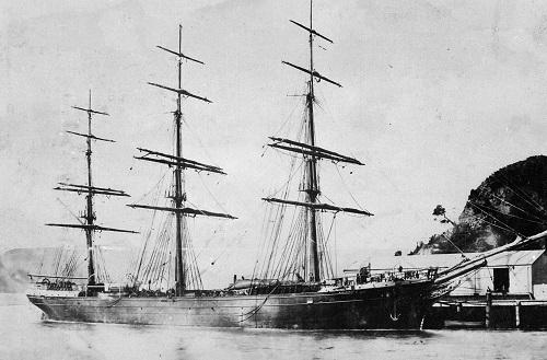 Корабль - призрак Парусник Мальборо, Корабль, Корабль-Призрак, История, Кораблекрушение, Длиннопост