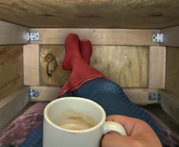 Супермен ждет лигу справедливости