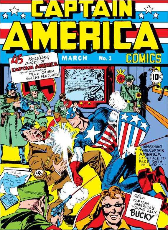 История комиксов, часть 2 - золото и серебро супергерои, Комиксы, преступность, ужасы, Чудо-женщина, длиннопост