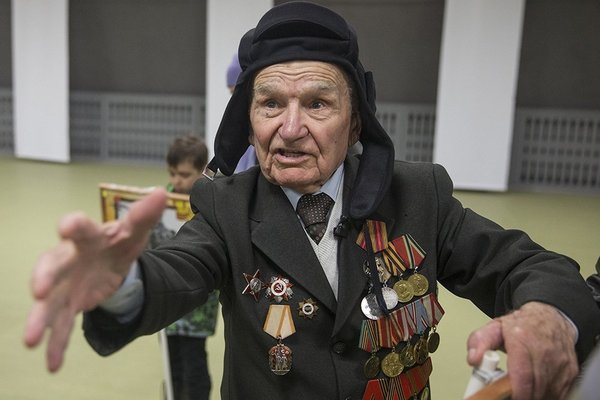 Награда нашла героя спустя 73 года Великая Отечественная война, чтобы помнили, Ветераны, награда нашла героя, длиннопост