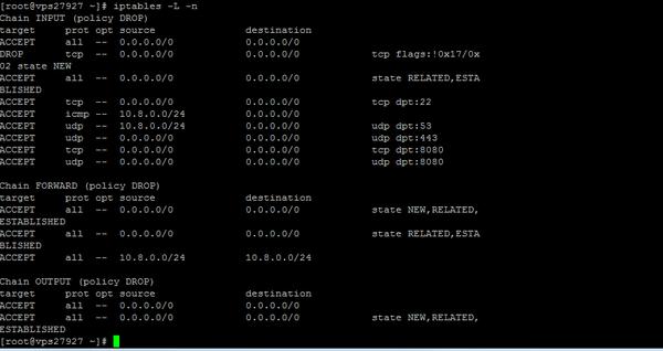 Хотим свободы и анонимности в сети или еще раз про свой VPN сервер для чайников (часть 4) инструкция, vpn, iptables, vps, настройка Linux, длиннопост