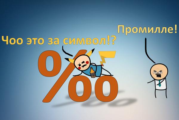Странный процент, или Промилле. Промилле, Проценты, Незнание, Алкоголь, Microsoft