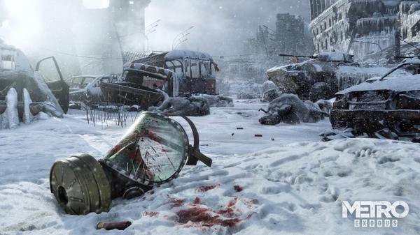 """Алярм. Анонс. 4A Games выпустят новую часть """"туннельного оборванца""""! Metro exodus, Компьютерные игры, Анонс на пк, XBOX ONE, 4A Games, Видео, Длиннопост"""