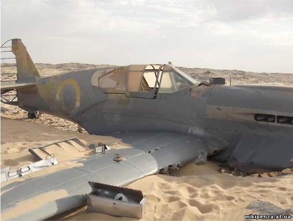 Самолет пролежавший в пустыне 70 лет самолет, Пустыня, Война, WW2, пилот, армия, аварийная посадка, найдено, длиннопост
