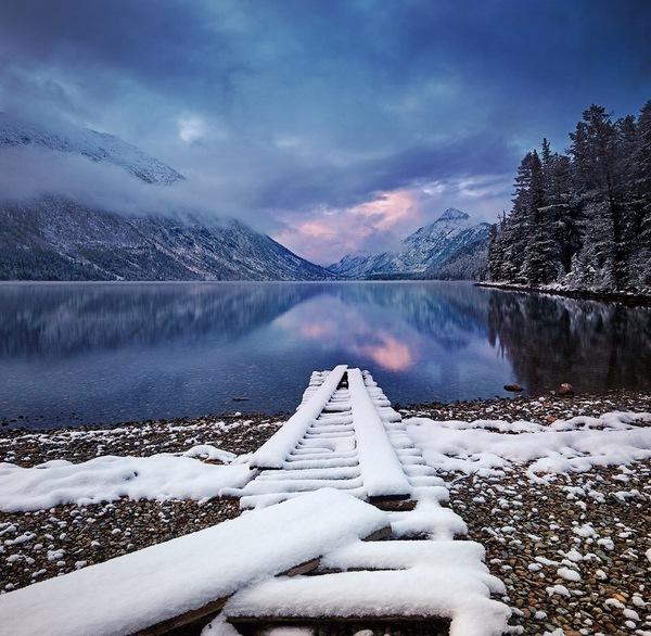 Мультинские озера, Алтай.
