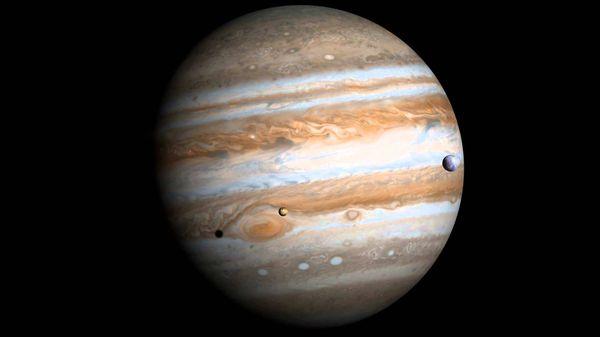 Астрономы: Юпитер – самая старая планета в Солнечной системе Юпитер, Астрономия, планетология, космос