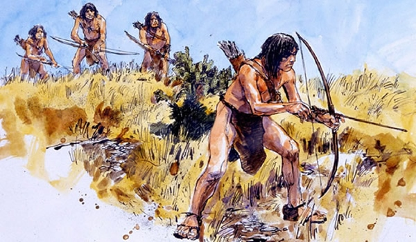 the paleolithic time period an ideal way of life