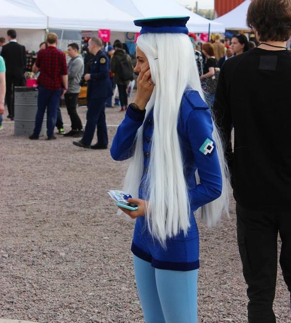 РКН-тян появилась на фестивале в Петербурге Роскомнадзор, Роскомнадзор-Тян, РКН, Ркн-Тян, Косплей, Фестиваль, Длиннопост