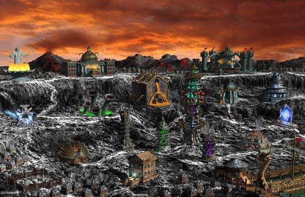 """""""Герои Меча и Магии IV"""": Гильдия ветеранов. Смерть Герои меча и магии, Стратегия, Игры, Некрополис, Инферно, Длиннопост"""
