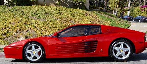 Ferrari 512TR Ferrari, Мечта 90х, длиннопост
