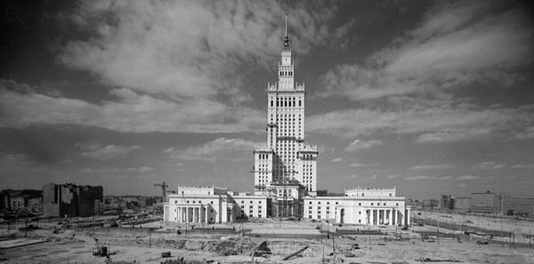 Где находится восьмая сталинская высотка? Лига историков, 8 сталинская высотка, знаете ли вы, Варшава, архитектура, длиннопост