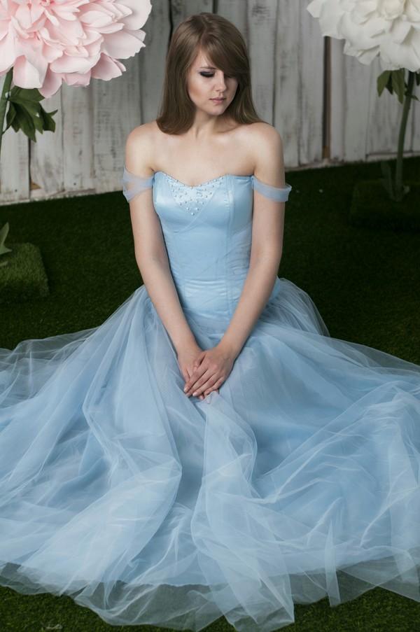 Платье для Золушки платье, handmade, шитье, творчество, длиннопост