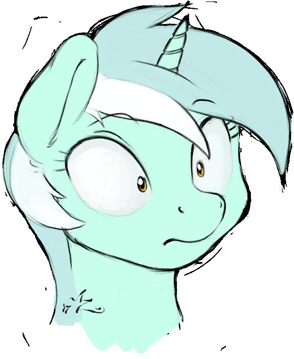 WAAAAT Lyra My little pony, Lyra Heartstrings, Арт, DeviantArt