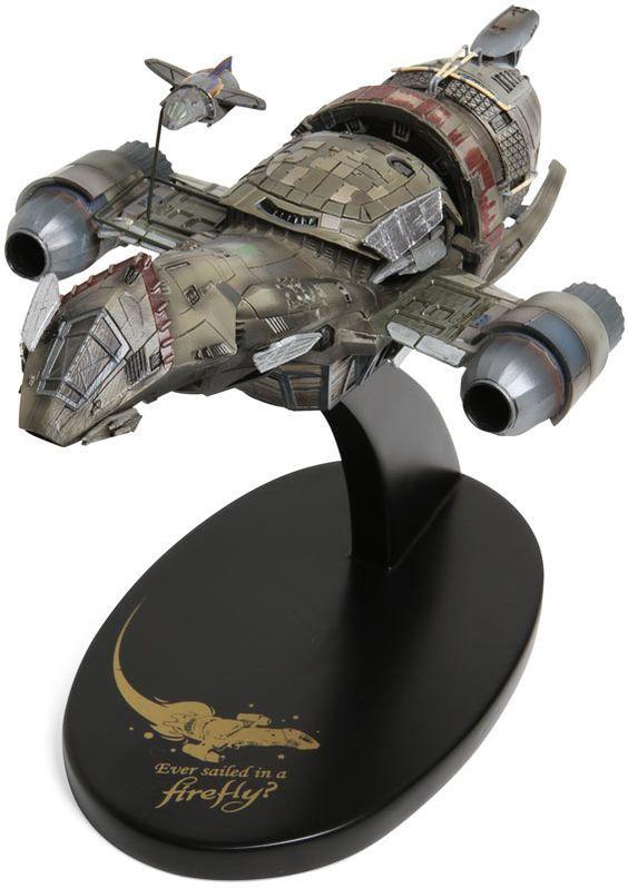 Эх, где бы достать такую... светлячок, Космический корабль, serenity, модель