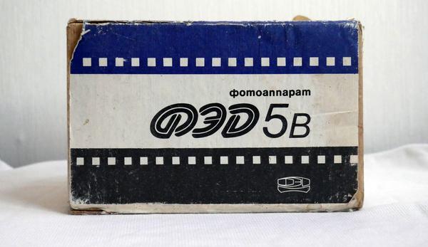 Для любителей ретро Фотоаппарат, Ретро, СССР, ФЭД, ФЭД 5, длиннопост