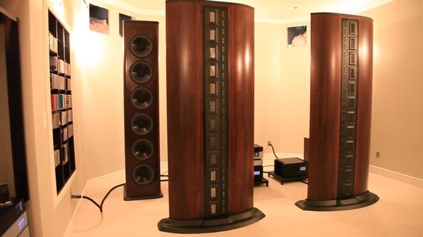 Когда ты действительно любишь слушать музыку Колонки, изодинамические колонки, акустическая система, аудиофилия