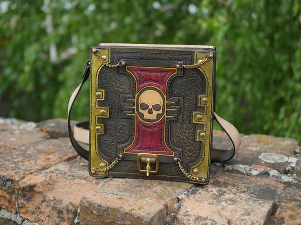 Сумка для жубов еретиков по мотивам  Warhammer 40k Warhammer 40k, warhammer, Игры, инквизиция, длиннопост