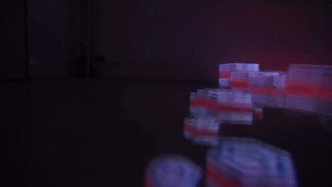 Французы испытали комнату смешанной реальности наука, технологии, Виртуальная реальность, Дополненная реальность, гифка, видео