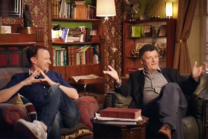 Создатели «Шерлока» снимут сериал о Дракуле Шерлок, Дракула, сериалы, Фильмы
