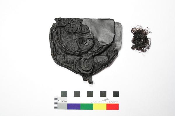Скифский кожаный кошелек Археология, Скифы, Кожа, Артефакт, Длиннопост