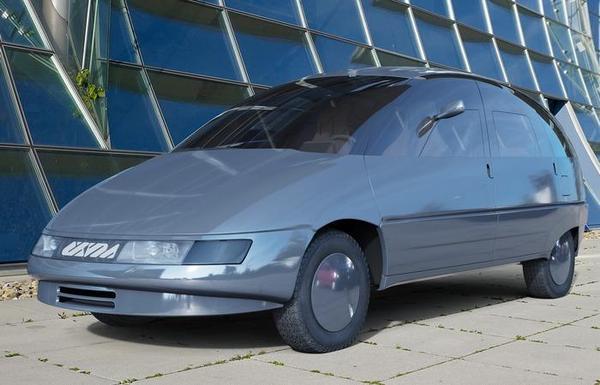 Советские автомобили, которые не попали в серийное производство Советский автопром, Не вышедшие в производство, Длиннопост
