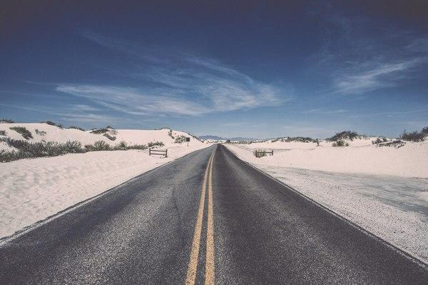 Travel list USA: White Sands National Monument, NM New Mexico, National Park, Путешествия, White sands, Длиннопост