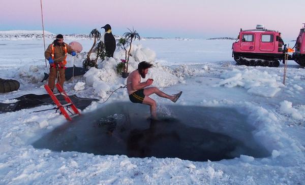 Курорты Антарктики