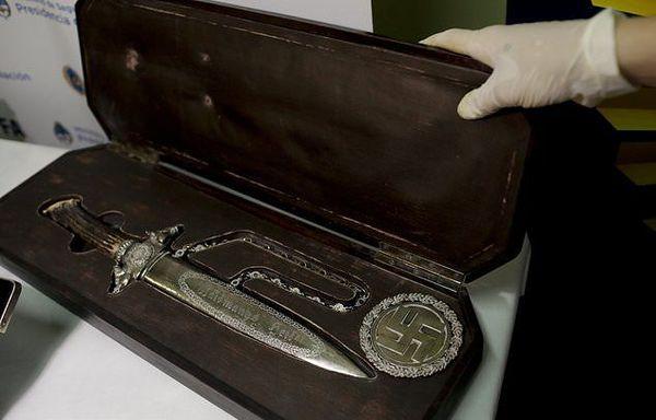 В Аргентине найден крупнейший тайник с артефактами нацистов тайник, аргентина, Адольф Гитлер, нацистская германия, история, С просторов, длиннопост