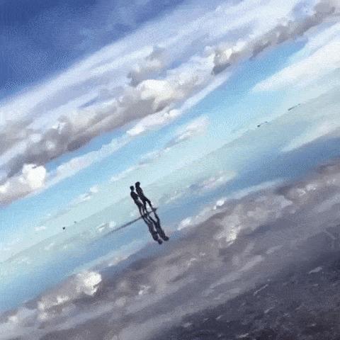 Прогулка по небу.