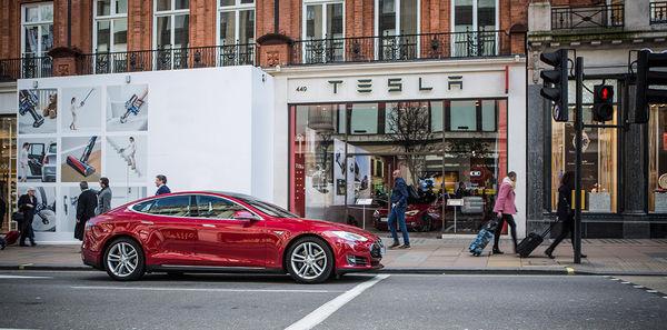 Tesla Model S проехала 900 км без подзарядки. Электротранспорт, электромобиль, аккумулятор, техника