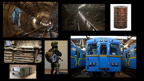 Metro: Exodus metro, Exodus, metro exodus, метро, метро 2033, фотошоп мастер, Photoshop, коллаж, видео