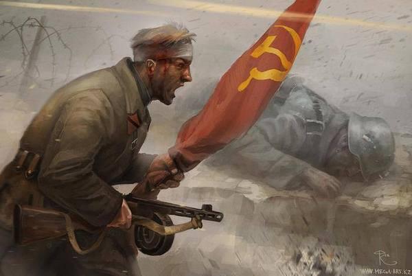 ДРУГОЙ УРОВЕНЬ Интересное, мнение, Война, русские, Подвиг, длиннопост