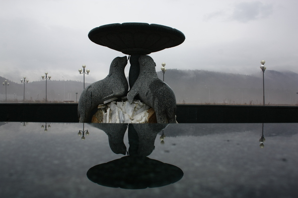 Прибайкалье в конце марта Фотография, Фотолюбитель, Байкал, Бурятия, Длиннопост