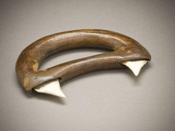 Оружие из акульих зубов Оружие, акула, гавайи, Гавайские острова, меч, кастет, зубы, круто, длиннопост