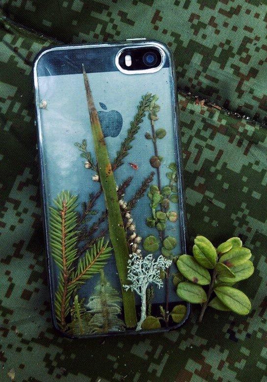 Идея для любителей природы Природа, Лес, Ручная работа, Телефон, Длиннопост