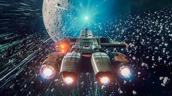 Авторы Star Citizen потратили $150 млн и заняли еще – под залог игры Игры, Star Citizen, Космосимы, Новости