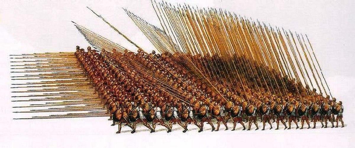 Гомосексуальное подразделение в войске александра македонского