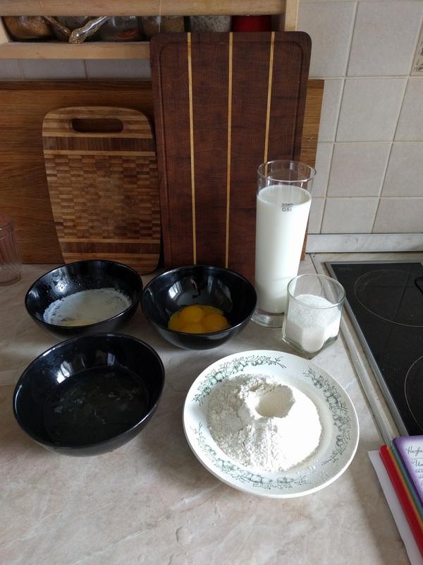 Умное пирожное и законы физики длиннопост, рецепт, выпечка, кулинария, пирожное, умное пирожное
