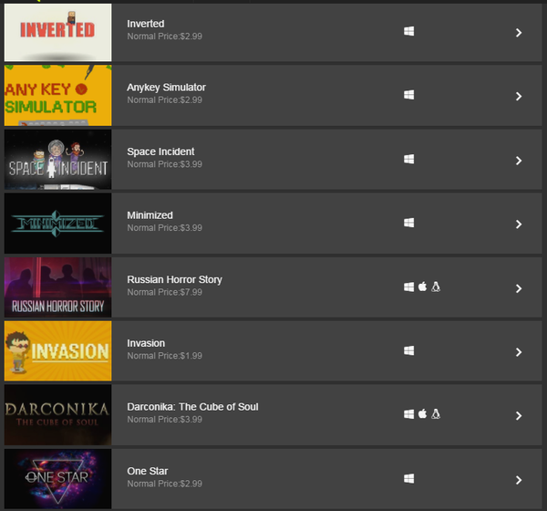 Новый 1$ бандл на 21 игру + 4 DLC от BundleStars Bundlestars, Steam, Steam халява, Ключи Steam, Длиннопост