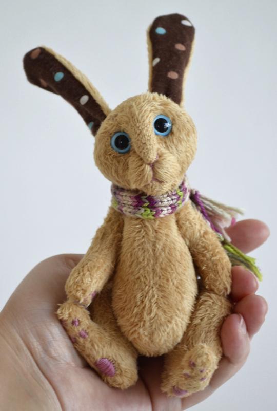 Больше зайчиков!) Карманный зверь, рукоделие без процесса, заяц, авторская игрушка, ручная работа, мягкая игрушка, длиннопост